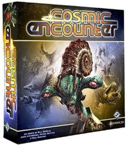Cosmic Encounter @ Cool Stuff Games - South Orlando